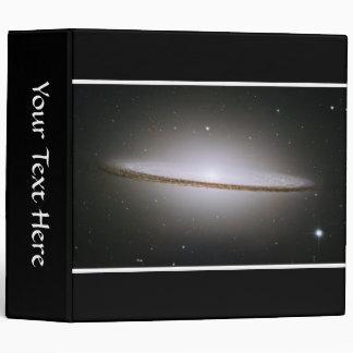 Sombrero Galaxy (Hubble Telescope) Binder