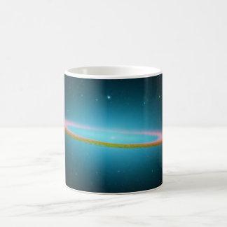 Sombrero Galaxy in infrared light Classic White Coffee Mug