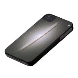 Sombrero Galaxy iPhone 4/4S Case