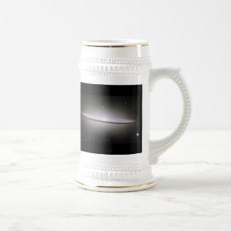 Sombrero Galaxy (M104) Beer Stein