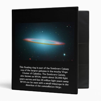 Sombrero Galaxy - M104 - binder