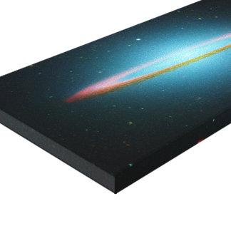 Sombrero Galaxy M104 Canvas Print