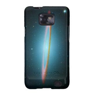 Sombrero Galaxy - M104 - Galaxy case Samsung Galaxy S Cases