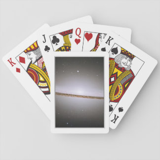 Sombrero Galaxy (M104) Playing Cards