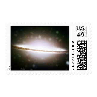 Sombrero Galaxy Stamps