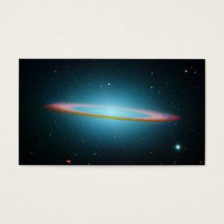 Sombrero Galaxy Profile Card