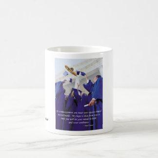 Sombrero Graduation Classic White Coffee Mug