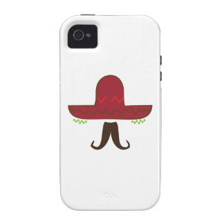 Sombrero Hat Case For The iPhone 4