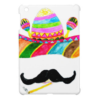Sombrero Hat Watercolor iPad Mini Covers