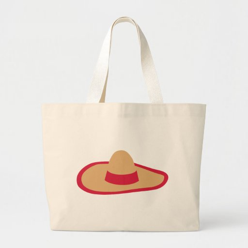 Sombrero Jumbo Tote Bag