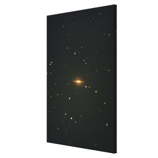 Sombrero Nebula Canvas Print