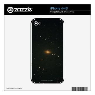 Sombrero Nebula Skin For iPhone 4S
