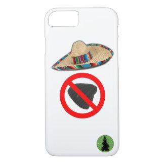 Sombrero not Beanie iPhone Case