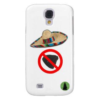 """Sombrero not Beanie"" Samsung Case"