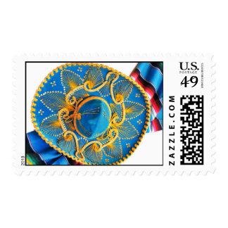 Sombrero Stamp