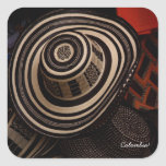 Sombrero Vueltiao: sticker