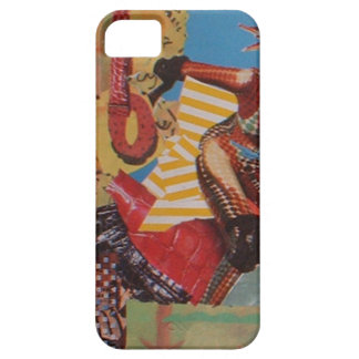 Sombreros United Collage iPhone 5/5S Case