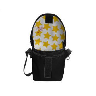 Sombreros United Mango Mini Messenger Courier Bags