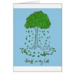 SOMC - tree Greeting Card