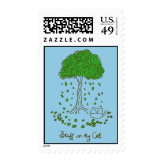 somc - tree postage