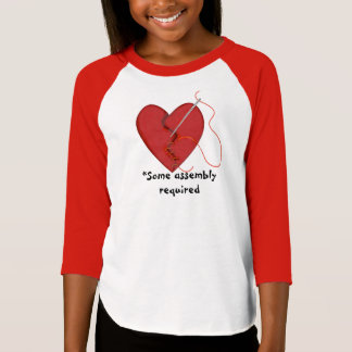 Some Assembly Required Mended Heart T-Shirt