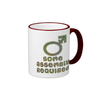 Some Assembly Required Mugs