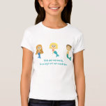"""""""Some Boys are Mermaids Too"""" T-Shirt"""