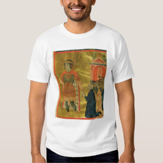 Some brothers praying to St. Theodore T Shirt