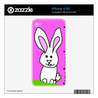 some bunny love you skins for iPhone 4S
