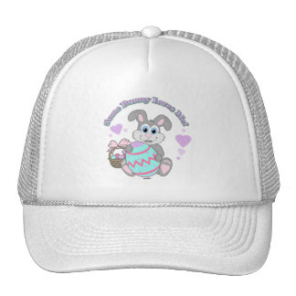 Some Bunny Loves Me! Easter Bunny Trucker Hat