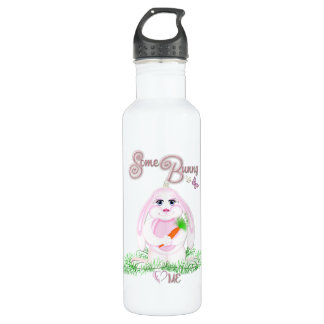 Some Bunny Loves Me Liberty Bottle