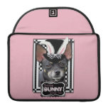 Some Bunny Loves You - Chihuahua Sleeve For MacBooks