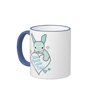 Some Bunny Loves You Gifts Mug