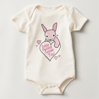 Some Bunny Loves You Gifts shirt