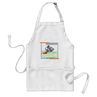 Some Bunny Loves You II Adult Apron