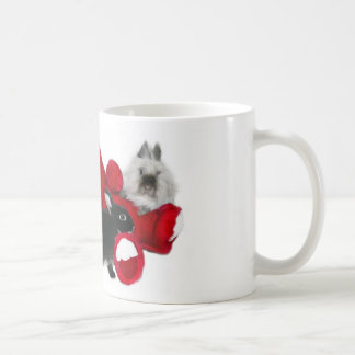 Some Bunny Loves You  message room Coffee Mugs