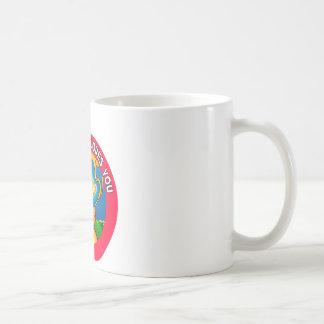 Some bunny loves you! coffee mug
