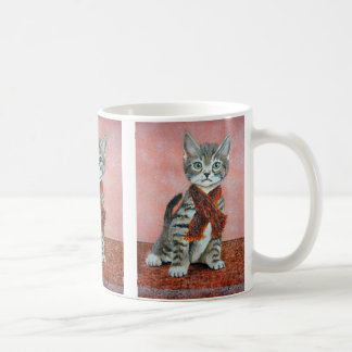 Some Cats, by Jim Ott Coffee Mug