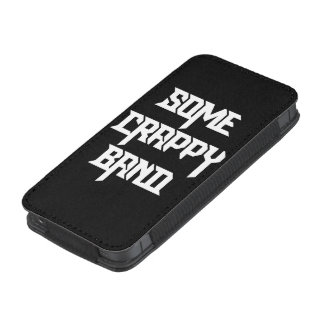 Some Crappy Band iPhone SE/5/5s/5c Pouch