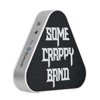 Some Crappy Band Speaker