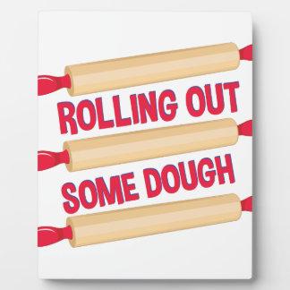 Some Dough Plaque