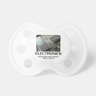 Some Electronics. Baby Pacifier