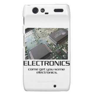 Some Electronics. Droid RAZR Case