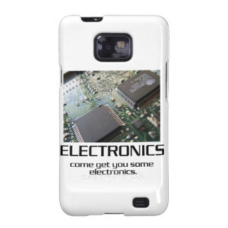 Some Electronics. Galaxy SII Cases