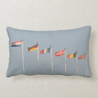 Some European Flag Pillows