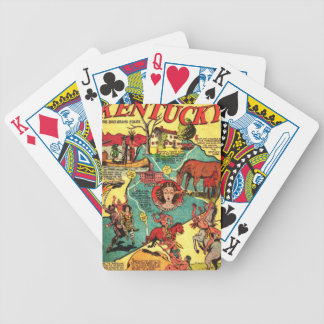 Some Facts About Kentucky Bicycle Poker Cards