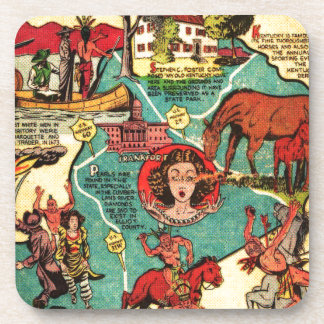 Some Facts About Kentucky Drink Coasters