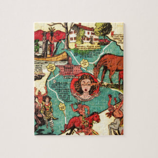 Some Facts About Kentucky Jigsaw Puzzle