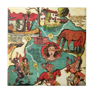 Some Facts About Kentucky Tiles