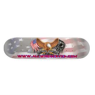 Some Gave All,,,,,,,,,,,,, Skateboard